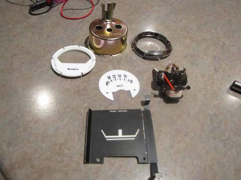 Wiring Diagram Sunpro Voltmeter Wiring Diagram Ammeter Wiring Diagram