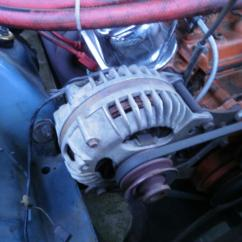 Gm 10si Alternator Wiring Diagram 2000 Saab 9 3 Stereo Replacement With Type | For B Bodies Only Classic Mopar Forum