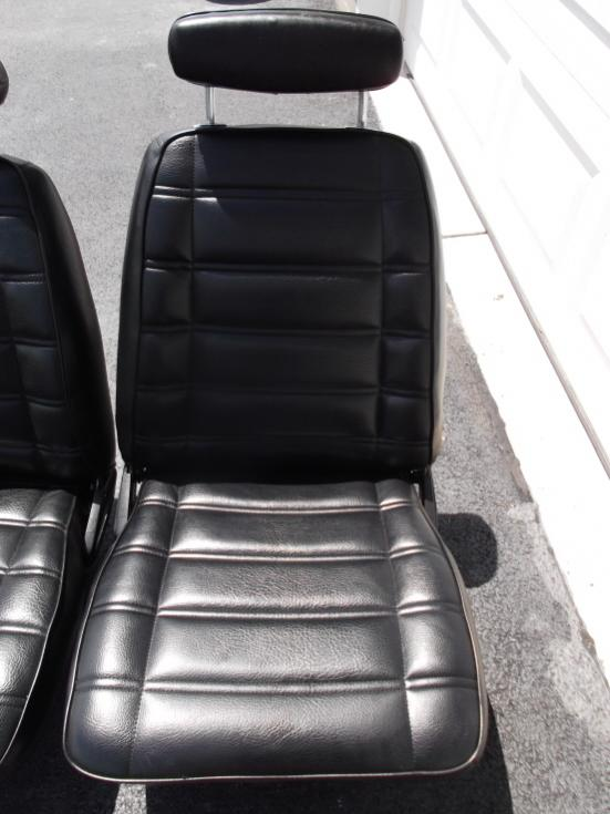 SOLD For Sale 1969 Roadrunner Bucket Seats Black For B
