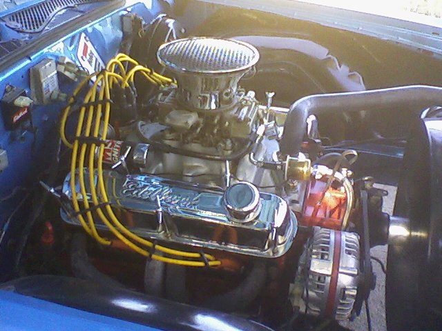 Spark Plug Diagram Chevy Small Block Spark Plug Wire Routing 350 Chevy
