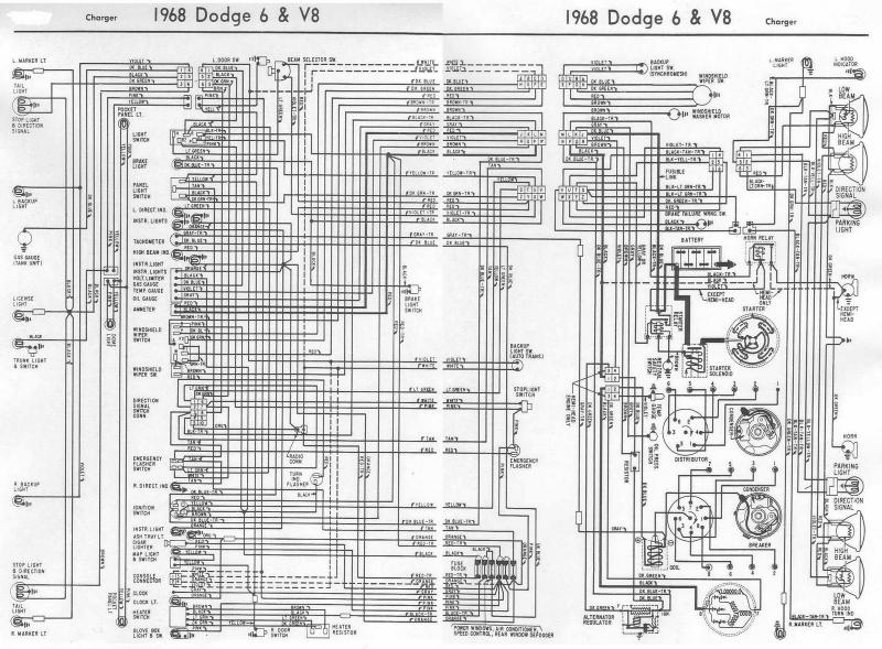 1970 dodge dart ignition wiring diagram typical thermostat 1968 charger | for b bodies only classic mopar forum