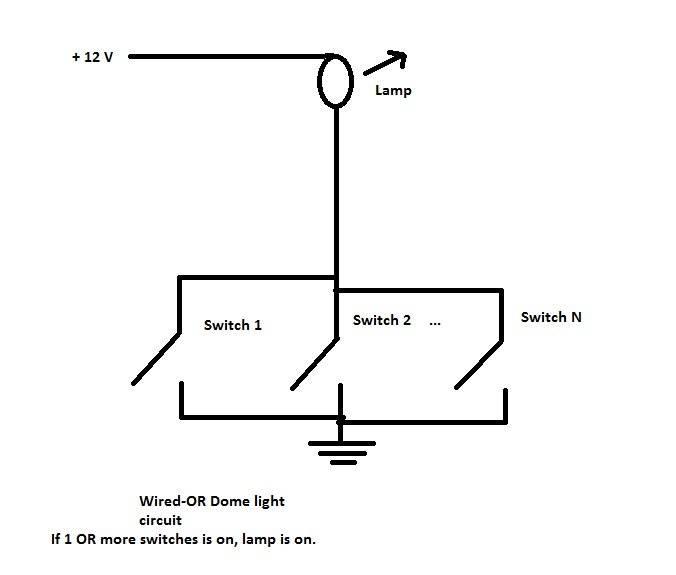 1967 Dodge coronet head light Switch help Dome light and