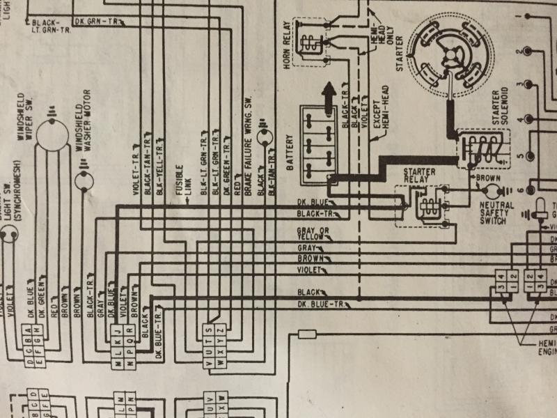 77 Dodge Ignition Wiring Diagram Free About Wiring Diagram And