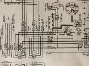 Starter Relay wiring and 4pin to 2pin resistor? | For B