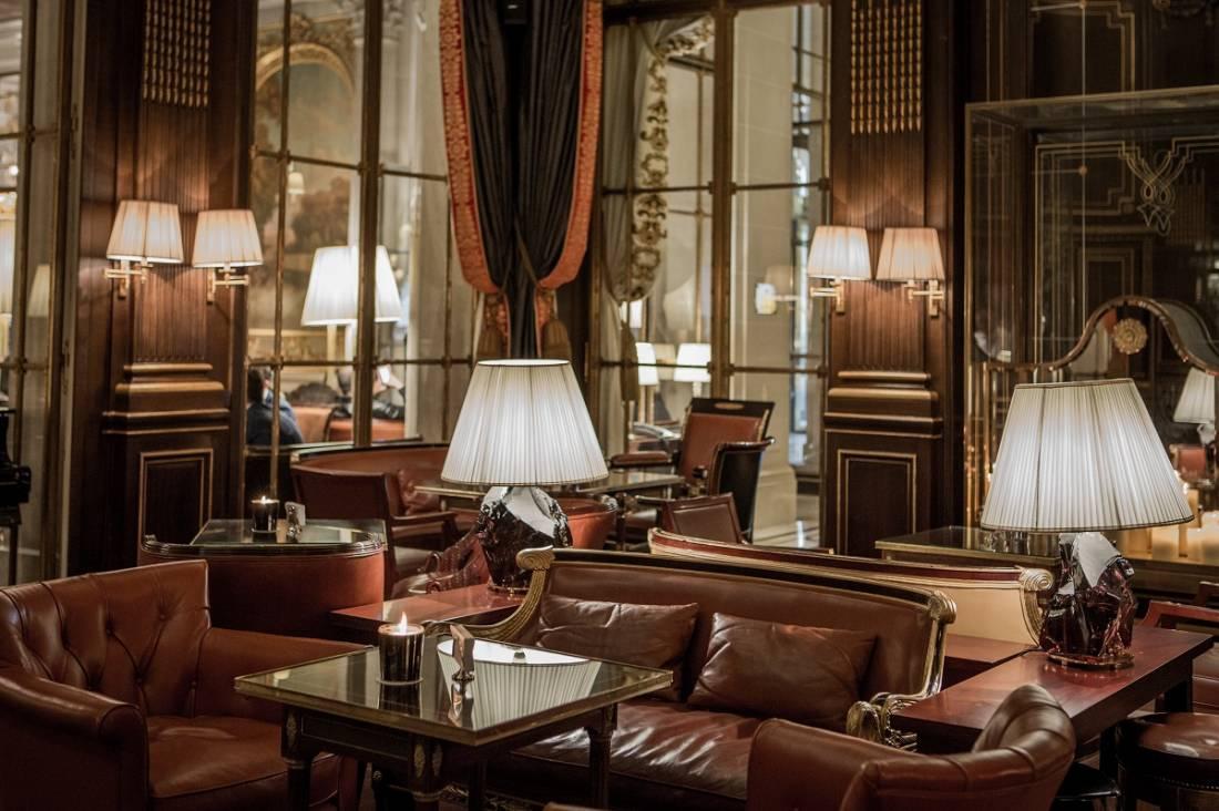 Les 10 Meilleurs Bars De Palaces Parisiens  Forbes France