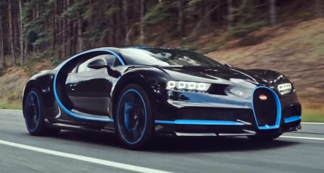 Des milliers de modèles de voitures luxe existent et font rêver beaucoup. Bugatti Chiron : Essai D'une Sportive À 2,5 Millions D