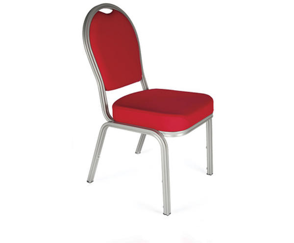 banquet chair trolley covers of hampshire southampton stacking chairs for hotel banqueting halls forbes group red stackable lightweight aluminium