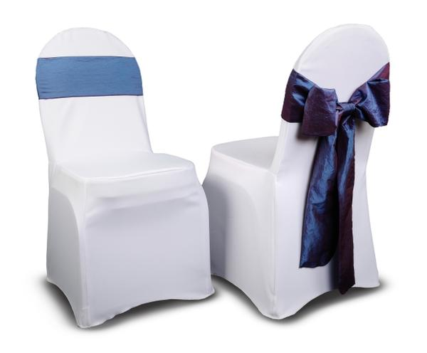 used wedding chair covers for sale uk modern chairs cheap buy or banquet supplier stretch sashes ties bows