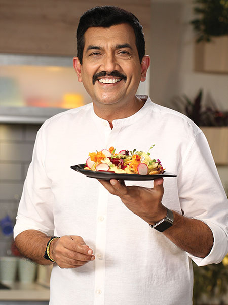 Sanjeev Kapoor The culinary czar  Forbes India