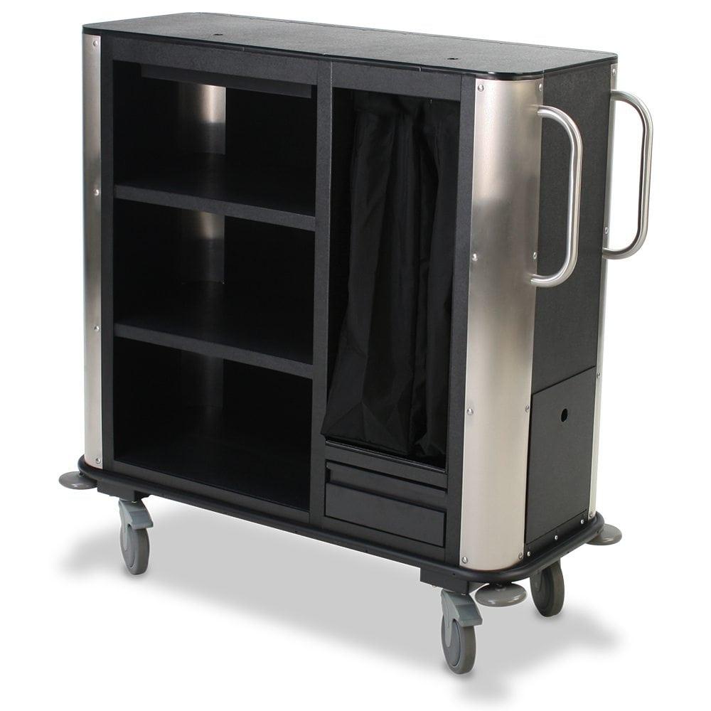 Plastic Housekeeping Cart  2279  Forbes Industries