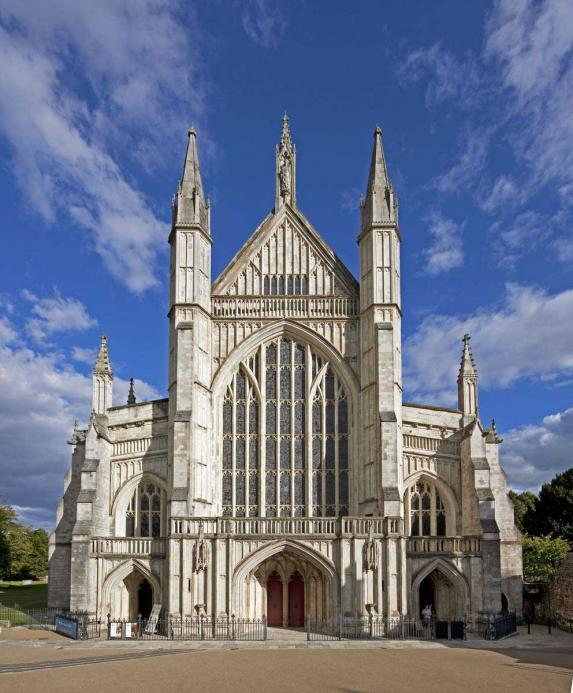 Winchester Cathedral Winchester Wedding Venues