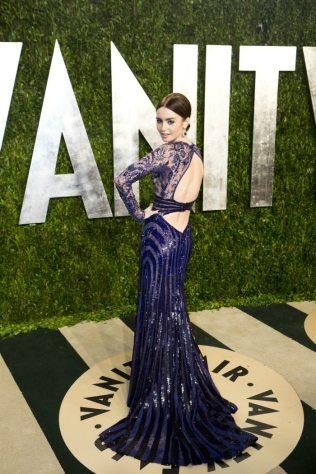 Lily Collins | © ADRIAN SANCHEZ-GONZALEZ / Getty Images