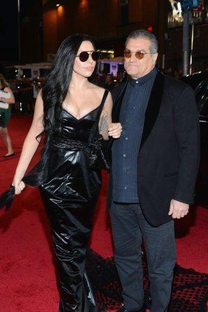 Lady Gaga e Joe Germanotta | © Getty Images