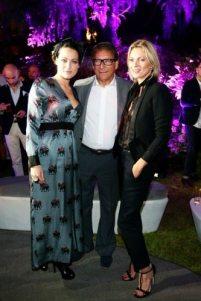 Laura Chiatti, Stuart Weitzman e Kate Moss | © Vittorio Zunino Celotto / Getty Images
