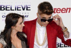 Pattie Mallette e Justin Bieber | © Getty Images