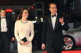 "William e Kate su red carpet di ""Mandela: long walk to freedom"" 