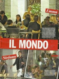 Stefano De Martino ed Emma Marrone si incontrano nello stesso locale | © Chi