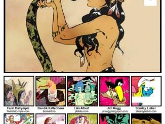 Paul Pope Cover, Diamond Comics #6