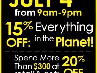 Storewide Sale Forbidden Planet coupon discount