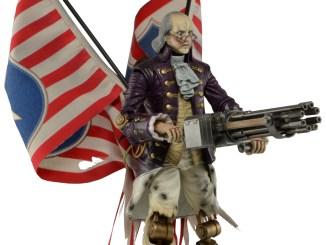 Bioshock Infinite Motorized Patriot Ben Franklin