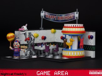 Five Nights at Freddy's Game area construction set