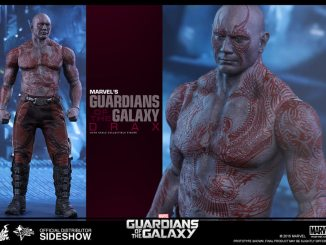 Guardians of the Galaxy Hot Toys Drax Figure