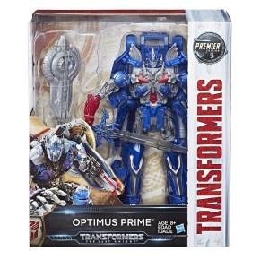 Optimus Prime Leader Class Optimus Hasbro