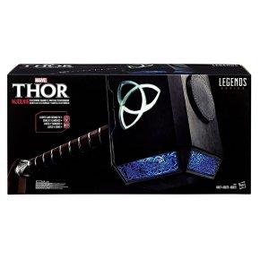 Electronic Thor Hammer Marvel Legends Mjolnir