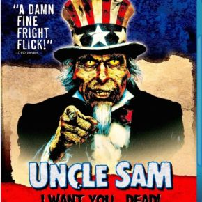 Uncle Sam Horror Movie Blu-Ray 4th of July