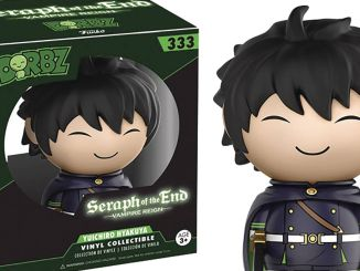 DORBZ Seraph of the End Yuichiro Hyakuya Vinyl Figure