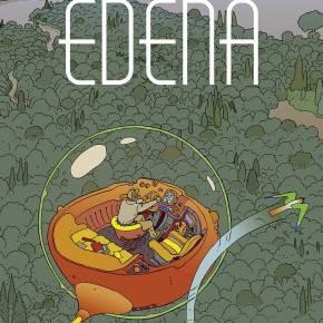 Moebius World of Edena