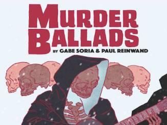 Murder Ballads OGN Z2 Comics Black Keys Dan Auerbach