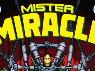 Mister Miracle Tom King New Gods Rebirth DC Comics