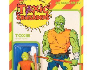 Toxic Avenger ReAction Kenner Super 7 Toxic Crusaders Figure