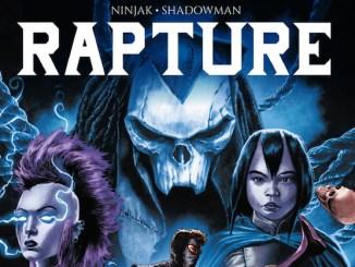Rapture Valiant Comics Matt Kindt