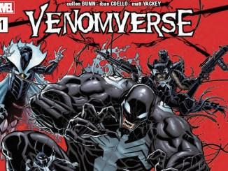 Venomverse Marvel Comics Venom