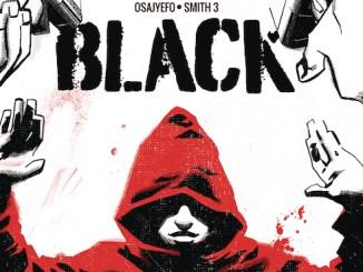 Black Black Mask Comics
