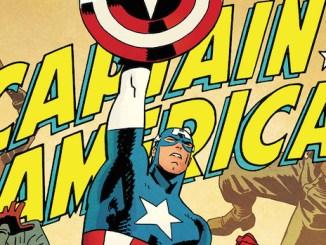 Captain America Marvel Legacy