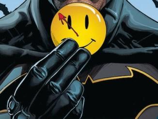 Batman Flash The Button DC Comics