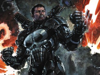 Punisher Marvel Legacy War Machine