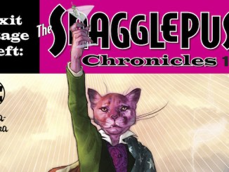 Exit Stage Left The Snagglepuss Chronicles DC Comics
