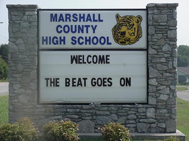 marshall county high school 1
