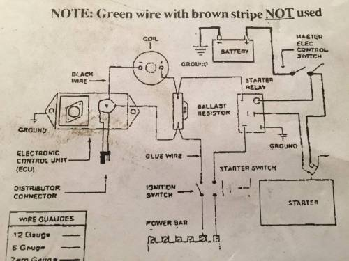 small resolution of 70 mopar electronic ignition wiring diagram wiring library70 mopar electronic ignition wiring diagram