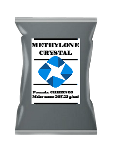 Methylone Crystal
