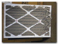 Dirty Air Filters - Forcedaire HVAC | Air Conditioning ...