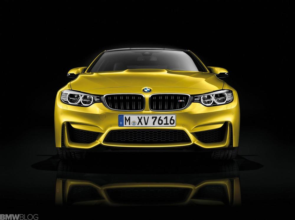 medium resolution of 2014 bmw m4 front