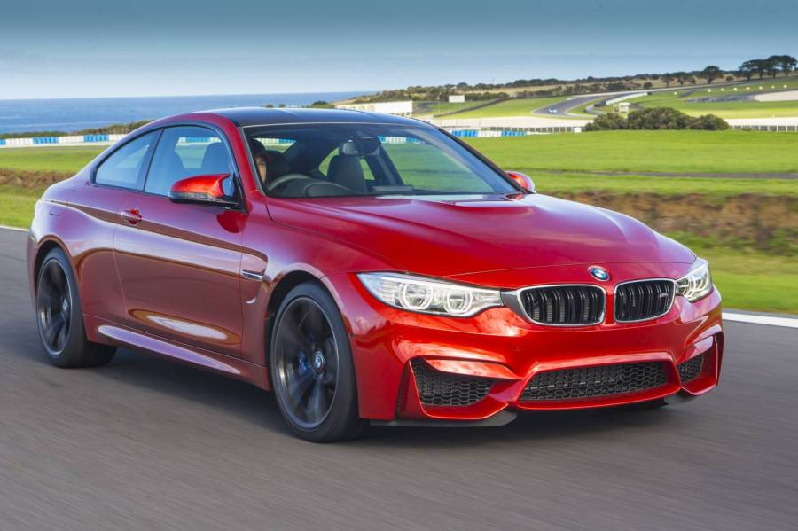 BMW Cars - News: 2014 M3 Sedan and M4 Coupe pricing announced