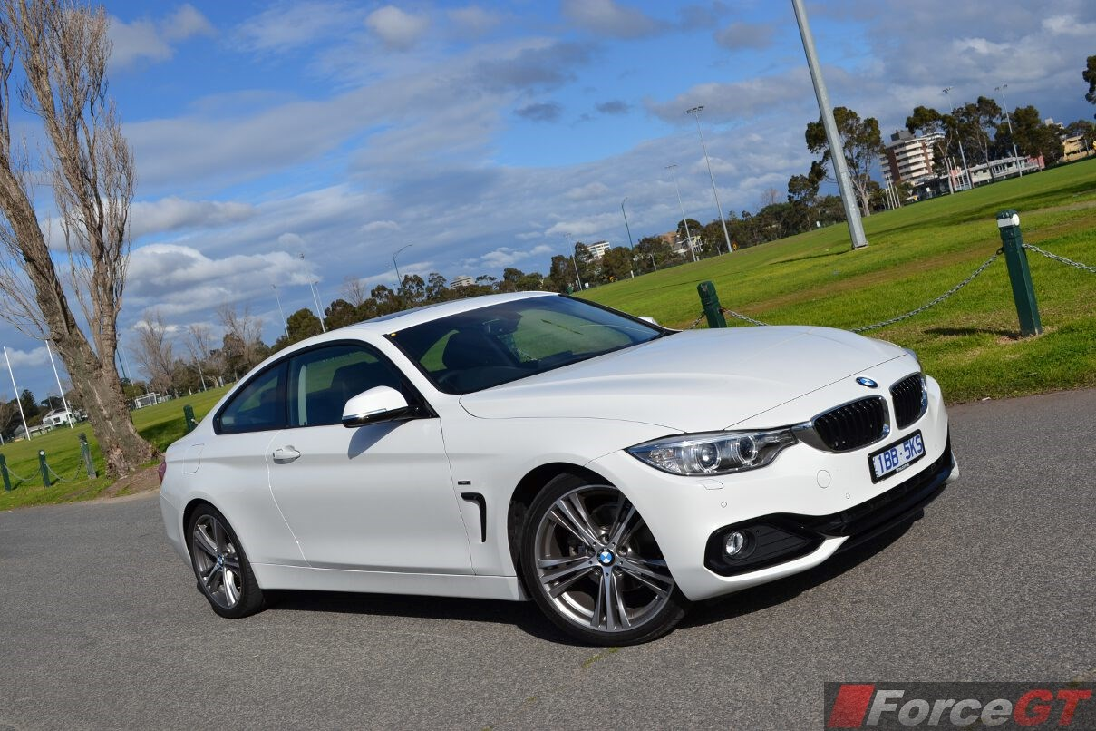 BMW 4 Series Review 2014 BMW 420i Coup