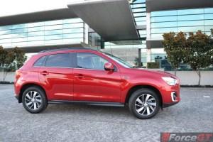 Mitsubishi ASX Review: 2015 Mitsubishi ASX