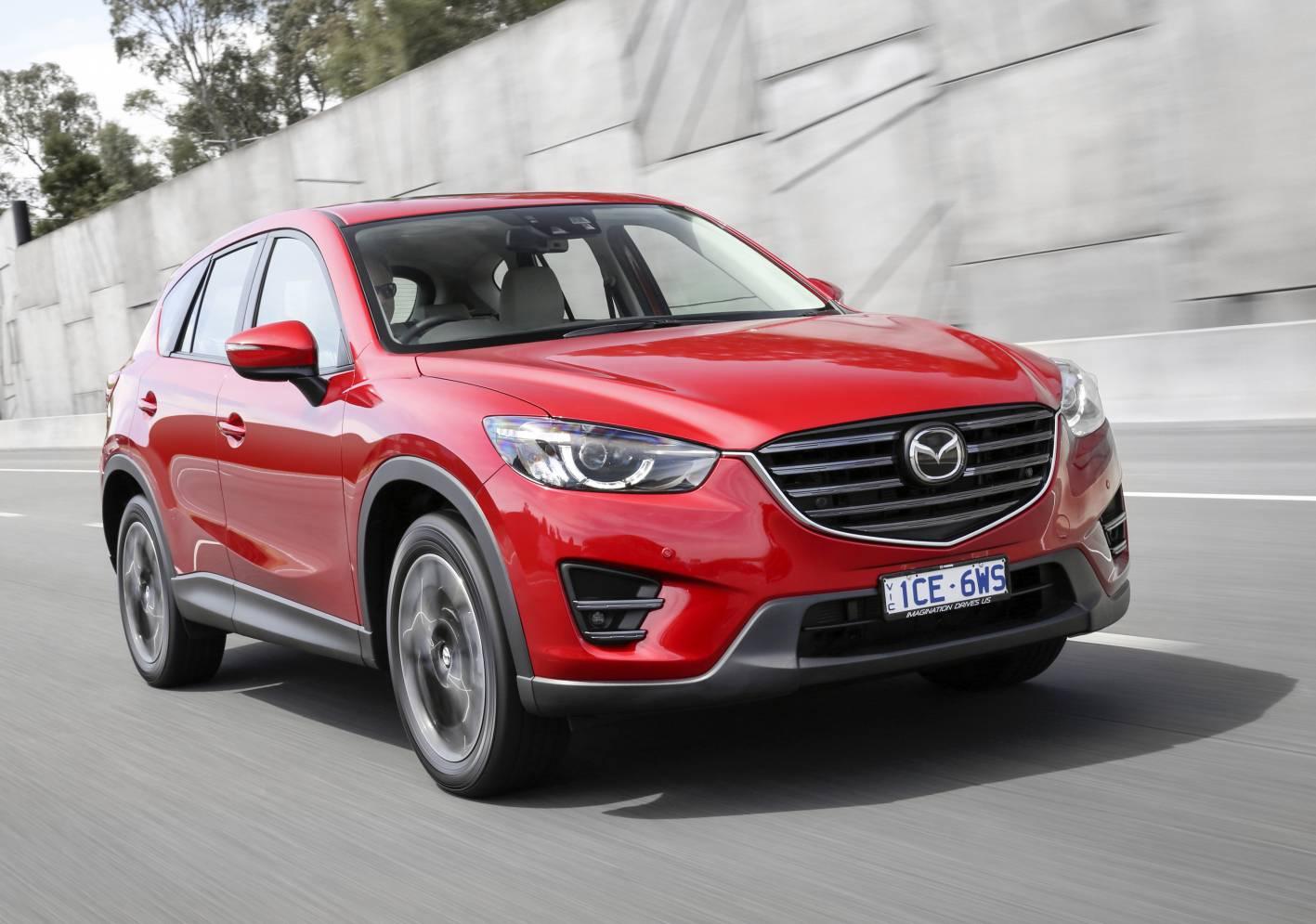 Improved 2015 Mazda CX-5 lands with sharper pricing - ForceGT.com